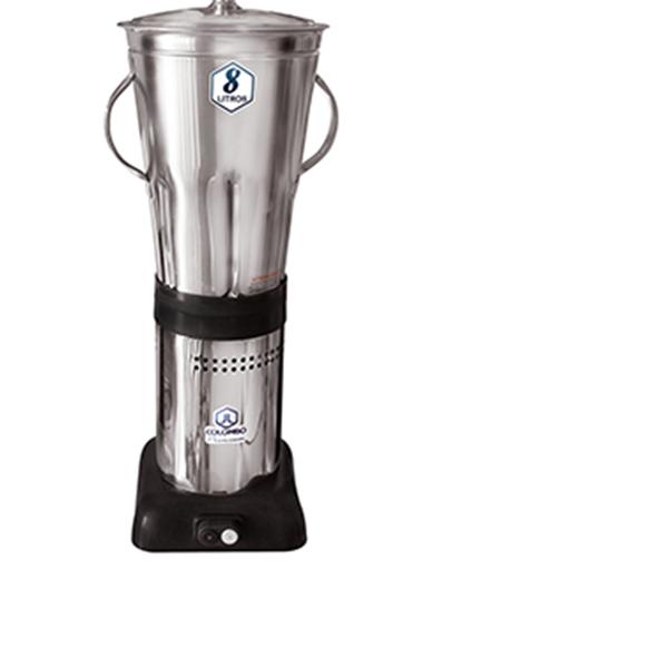 Liquidificador Industrial de Inox com 8 litros