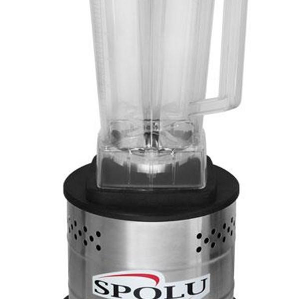 Liquidificador Industrial de Inox com 6 litros
